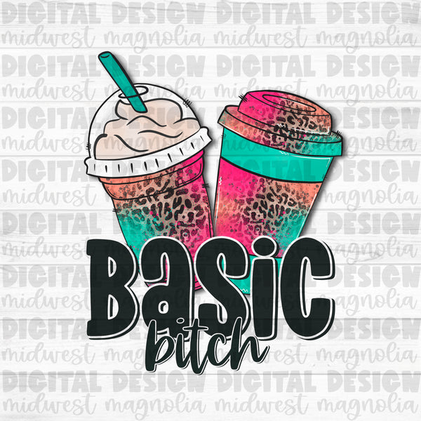 Basic Bitch Coffee - Digital