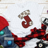 Red Christmas Stocking - Sublimation Transfer