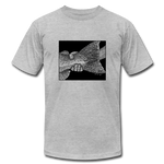 The Handshake - T-Shirt - heather gray