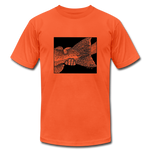 The Handshake - T-Shirt - orange