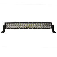 "Speed Demon 20"" Curved Dual Row Light Bar - DRCX20"