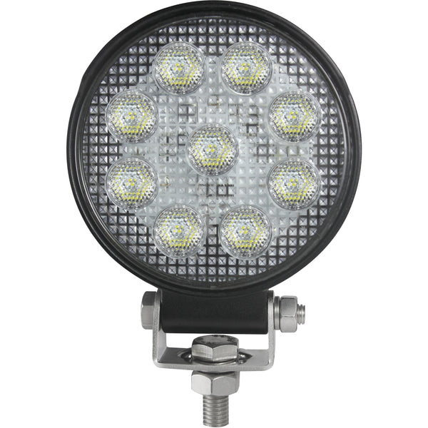Speed Demon 927R Round Work Light