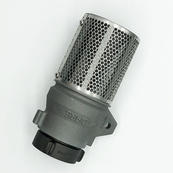 "FOOT VALVE AND STRAINER 1-1/2"" NPSH ALU - 250288"