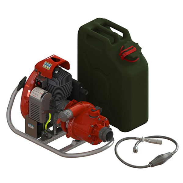 MK3-TQS MARK-3® V2 HIGH-PRESS FIRE PUMP 4-STG - 100102