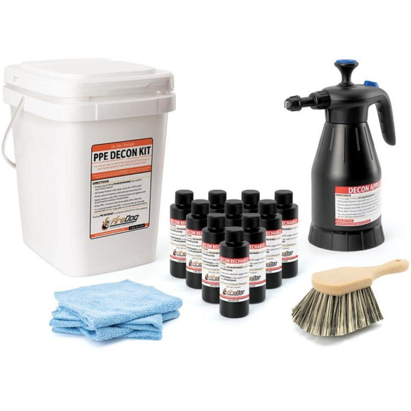 FireDog PPE Decon Kit