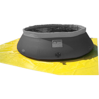 GROUND TARP for Huskey LS-250 Self Supporting Tank