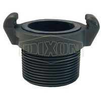1/4 Turn Male Forged Forestry Coupling
