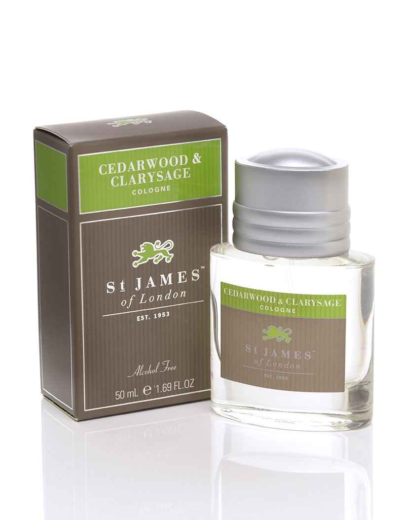 Cedarwood & Clarysage Cologne (4295742816310)