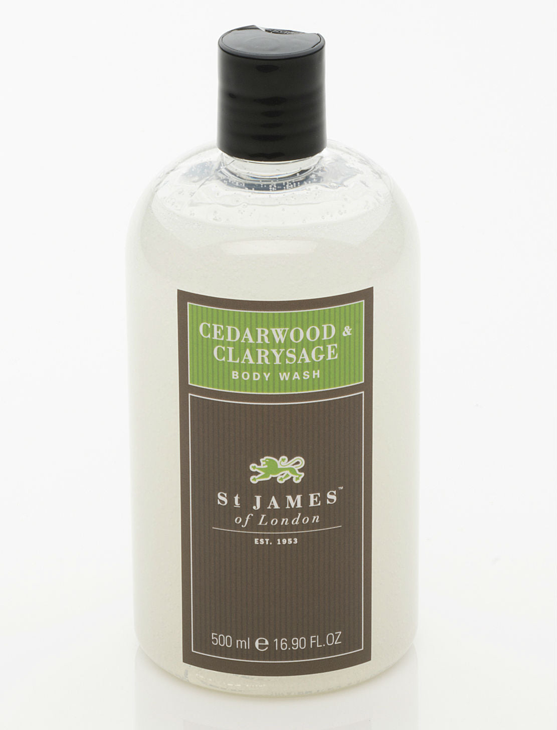 Cedarwood & Clarysage Body Wash 0.5L
