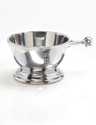 St James Handcrafted Pewter Bowl