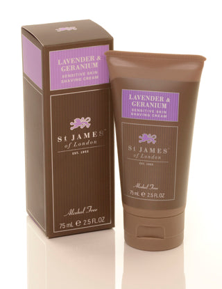 Lavender & Geranium Travel Tube (4435026247734)
