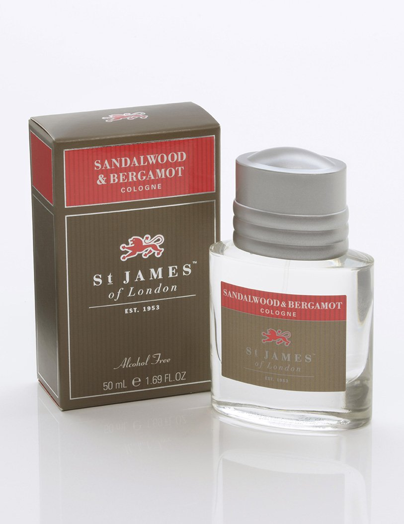 Sandalwood & Bergamot Cologne (4434793168950)