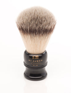 SJOL Exclusive Ebony/Gold Synthetic Brush (4450931769398)