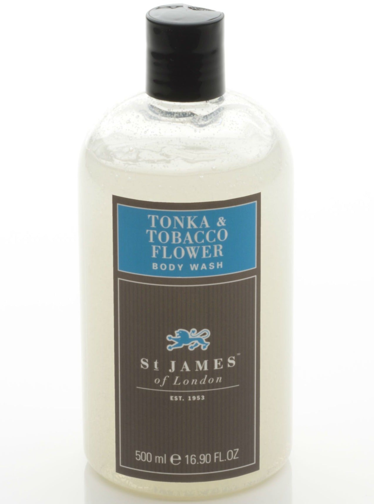 Tonka & Tobacco Flower Body Wash  8oz (4435863863350)