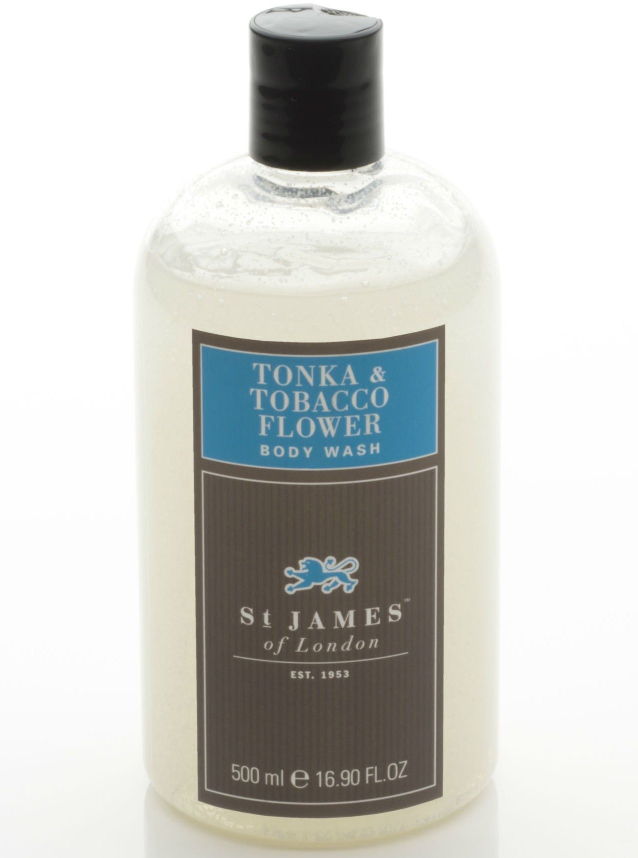 Tonka & Tobacco Flower Body Wash 0.5L (4435864354870)