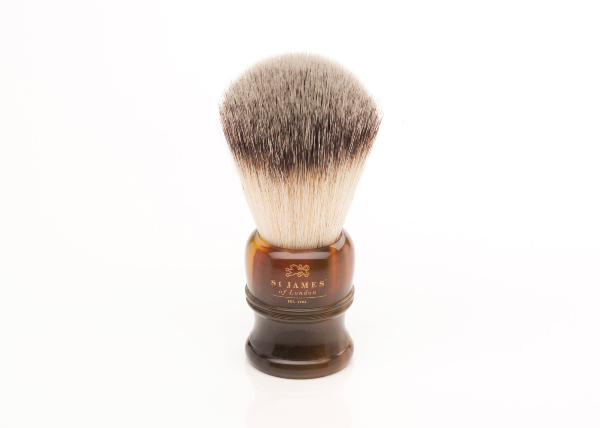 St James Tortoise Silvertip
