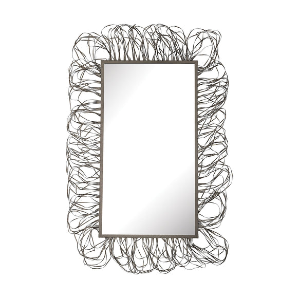 Scribble Frame Mirror