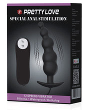 Pretty Love Special Anal Stimulation Plug