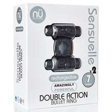 Sensuelle Double Action Ring