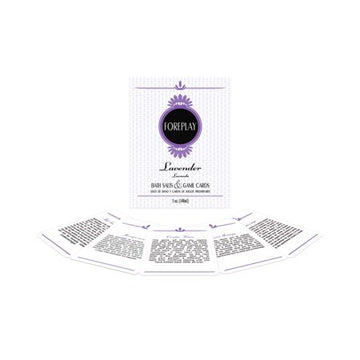 Passion Bath Salts & Suggestion Cards