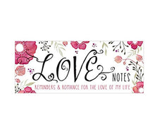 Love Notes Coupons