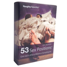 Naughty Appetites - 53 Sex Positions