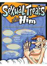 Sexual Treats For Him Scratcher