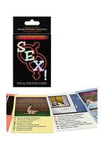 Sex! Adventurous Card Game