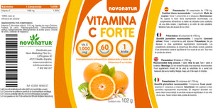 Vitamina C 1.000 mg no ácida