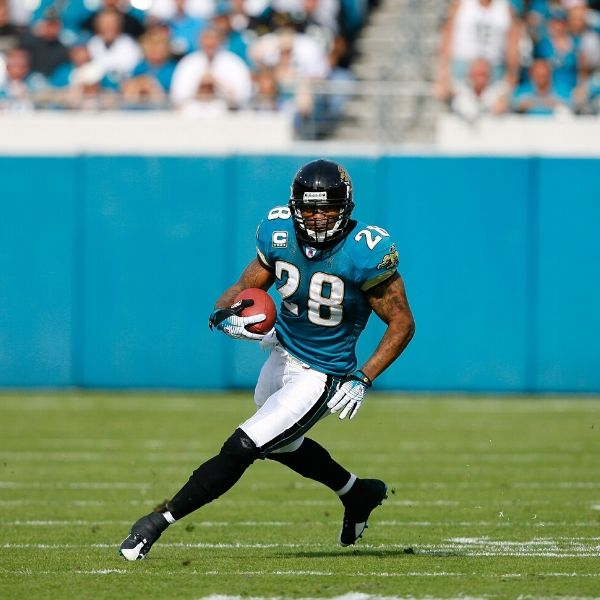 Fred Taylor, Jaguars, running back, Gridiron Icon