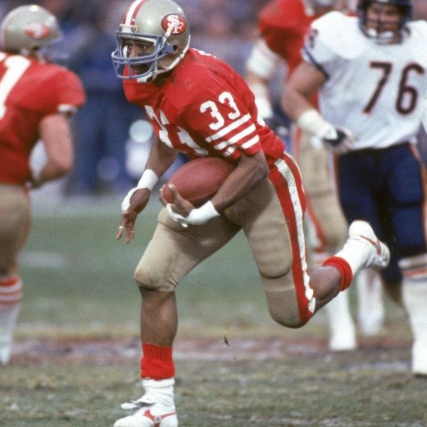 Roger Craig, 49ers, running back, Gridiron Icon