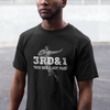 Classic Football Tees - 3rd and 1, Thou Shall Not Pass, defensive football shirt