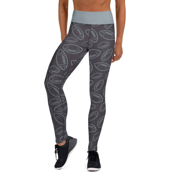Gridiron Icon Women's Football Fashion Leggings