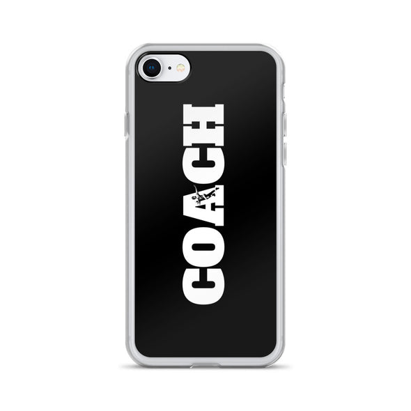 Football Coach iPhone Case