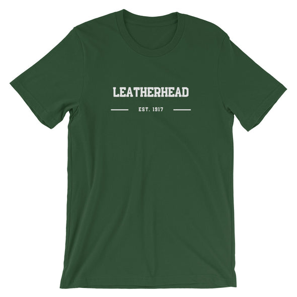 Leatherhead Classic Football Tee