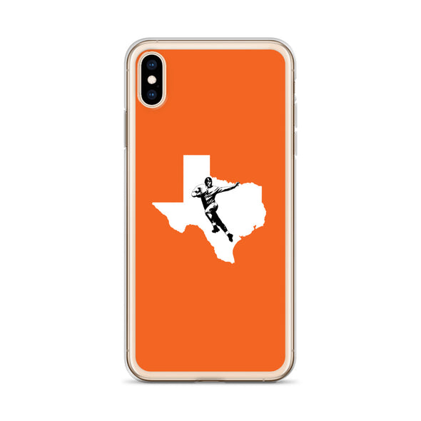 Texas Football iPhone Case