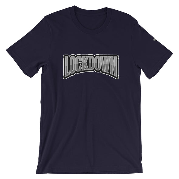 Lockdown Defensive Back Tee