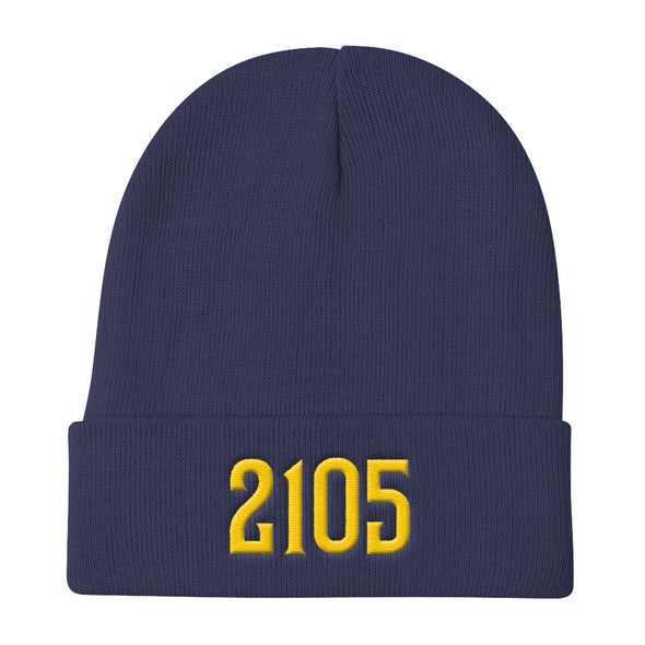 Football beanies for men and women, honoring NFL Hall of Famer, Eric Dickerson