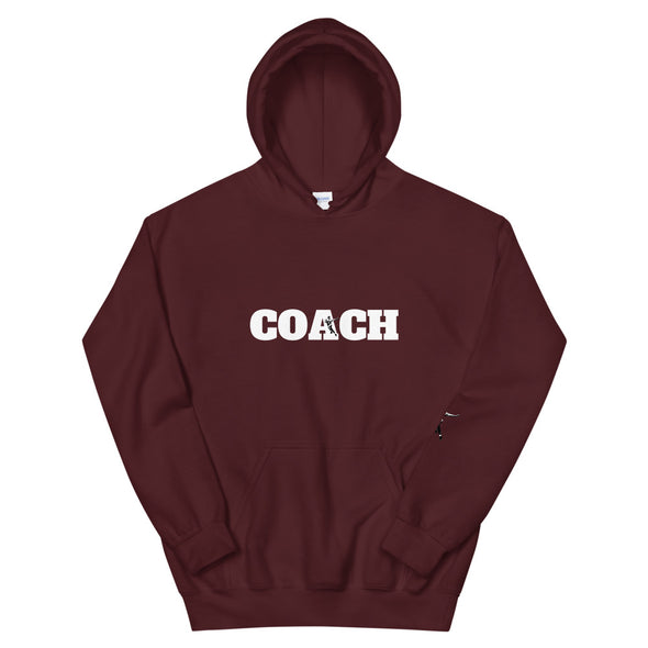 Coaches Football Hoodie; Head Coach Hoodie; Assistant Coach Hoodie; Coaches Gifts