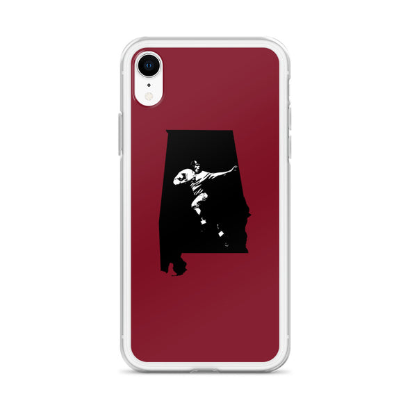 Alabama Football iPhone Case