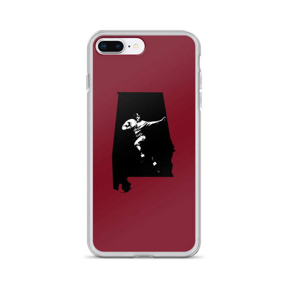 Alabama football phone case, iPhone