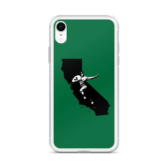 California Football iPhone Case