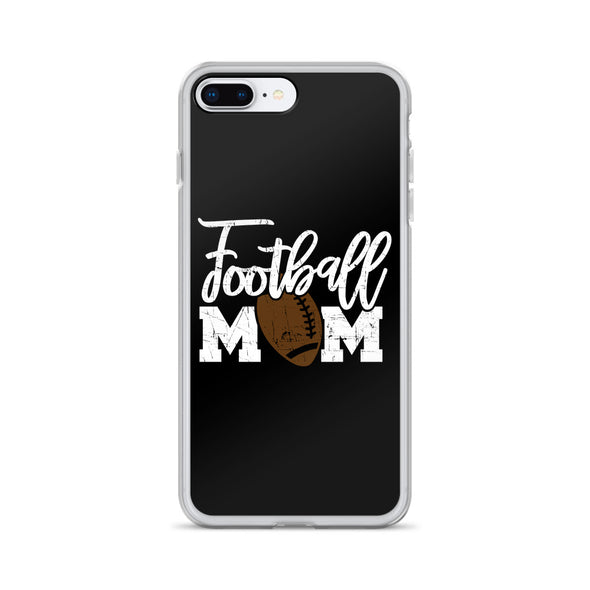 Football Mom iPhone Case