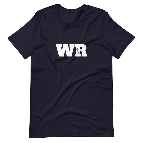 Wide Receiver WR Football T-Shirt