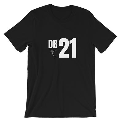 Football Position & Number Tee - Personalize!