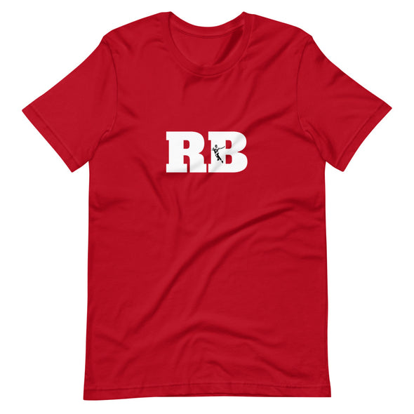 Running Back RB Football T-Shirt