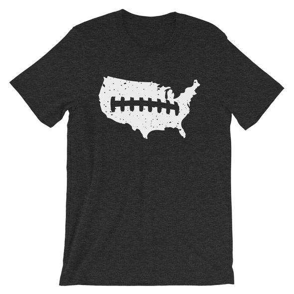 U.S. Laces Out Football Tee