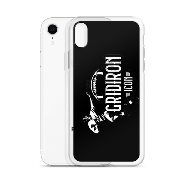 Full Gridiron Icon Emblem iPhone Case