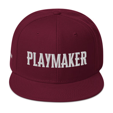 Playmaker Football Snapback Hat