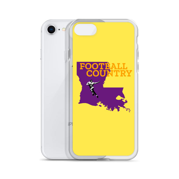 Louisiana Football iPhone Case